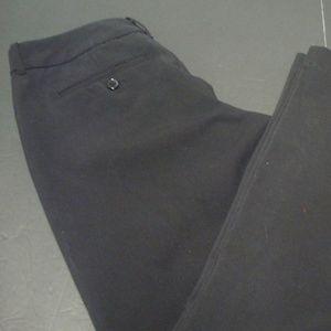 NY & Co. Flat Front Dress Pants Womens Sz 2P